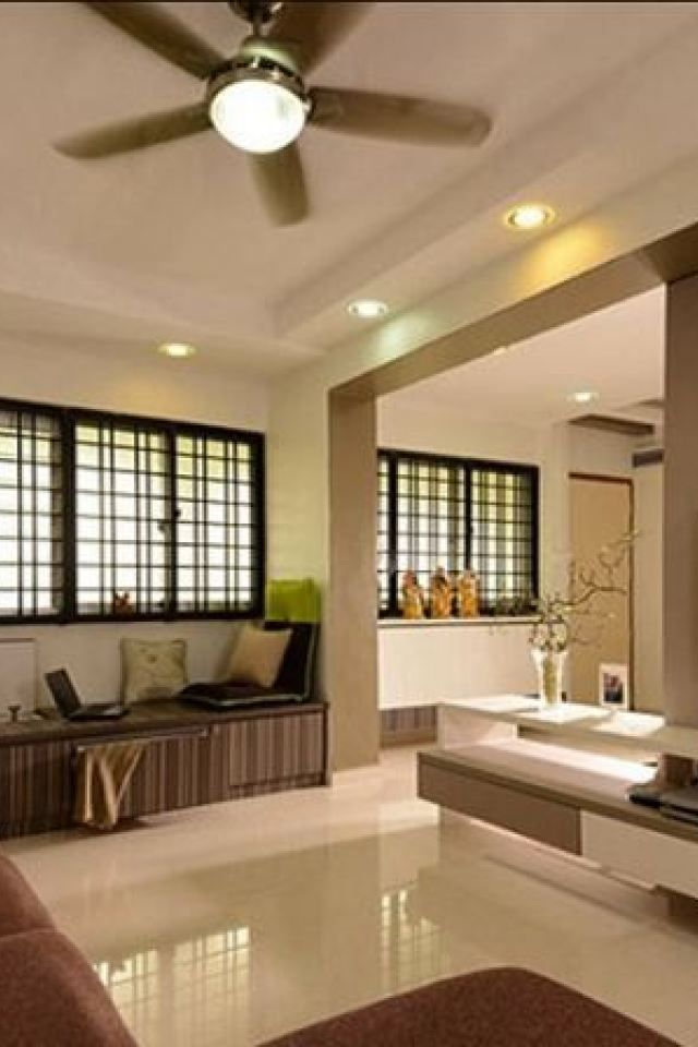 Renovation Ideas For 4a Hdb Living Room: 9 4 Room Hdb Renovation Package HDB 4 Room Renovation