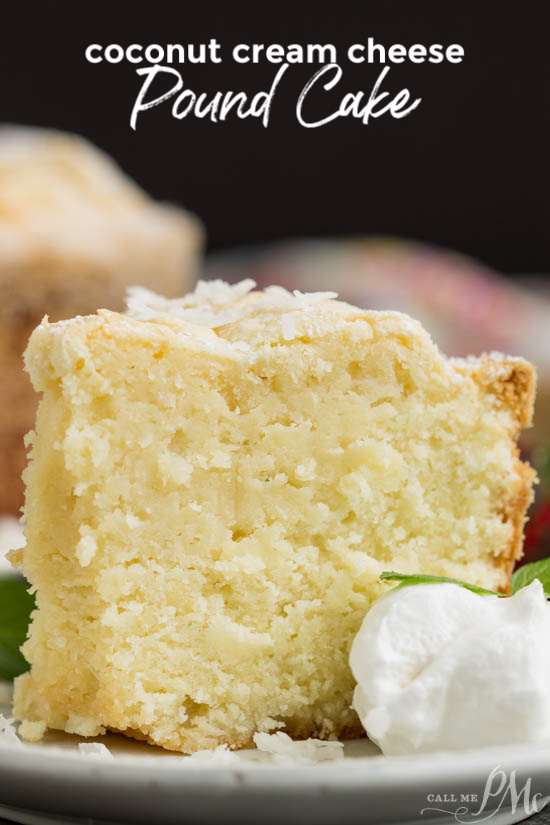 Photo of The very best Coconut Pound Cake