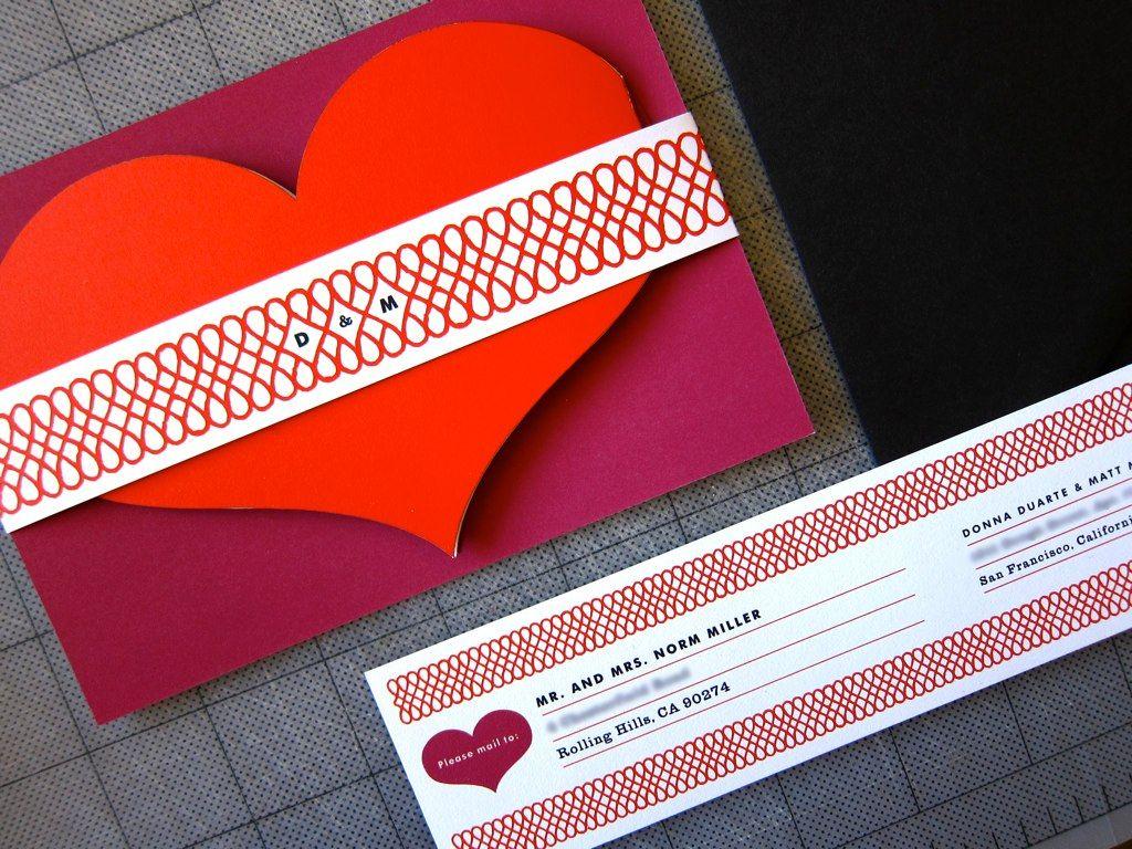 Today I Love: Dark Interiors + Wedding Trends | Heart wedding ...