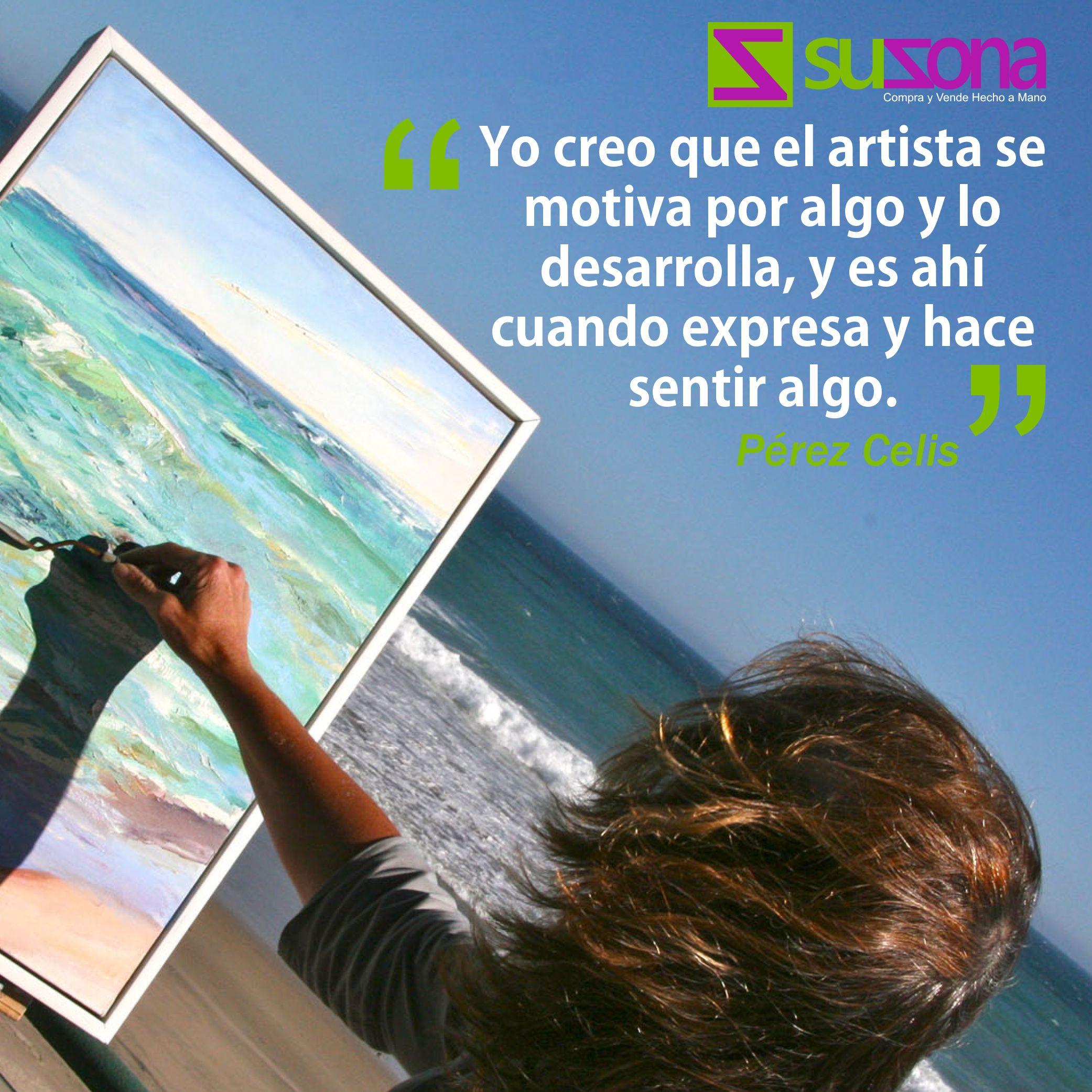#FraseDelDía Desarrolla tus ideas y déjate llevar por tu creatividad e imaginación. ¡Feliz fin de semana!