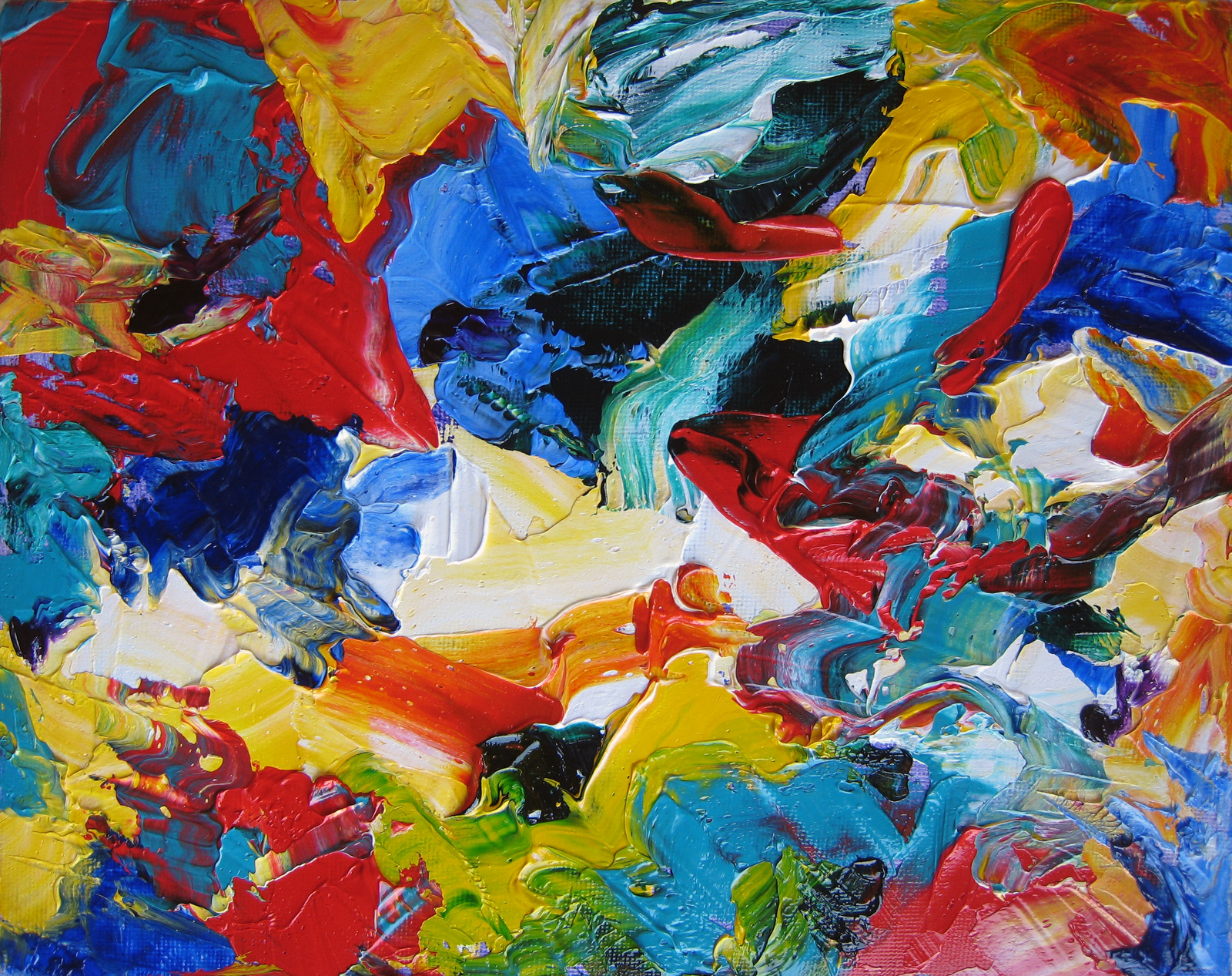 most sold abstract paintings