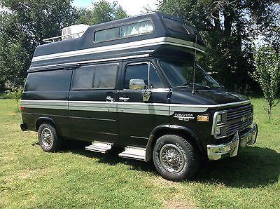 1983 Chevy Horizon For Sale In Wichita Kansas United States Gmc Vans Colorado Springs Camping Van
