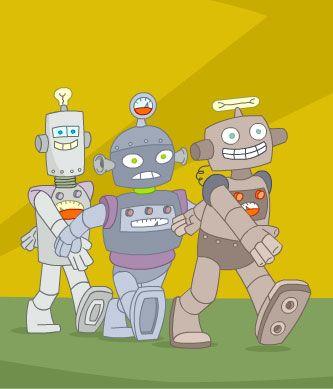 El poder de mi robot