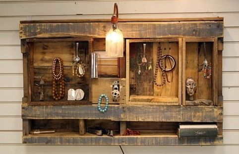 diy wandregalen und diy wanddeko aus paletten m belideen. Black Bedroom Furniture Sets. Home Design Ideas