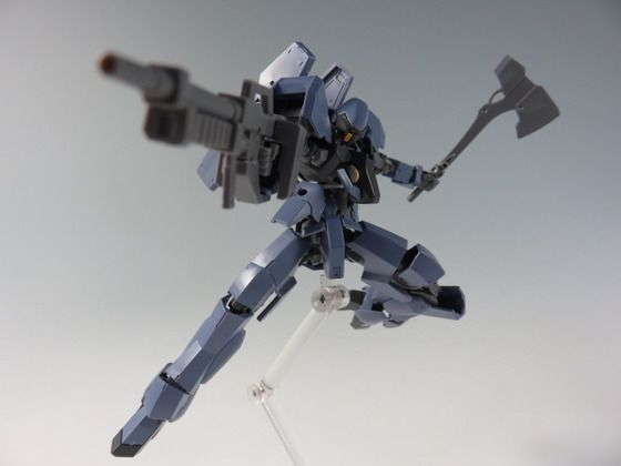 GUNDAM GUY: P-Bandai Exclusive: HG 1/144 Graze Ares Color Standard Type / Commander Type - Review by taka421jp