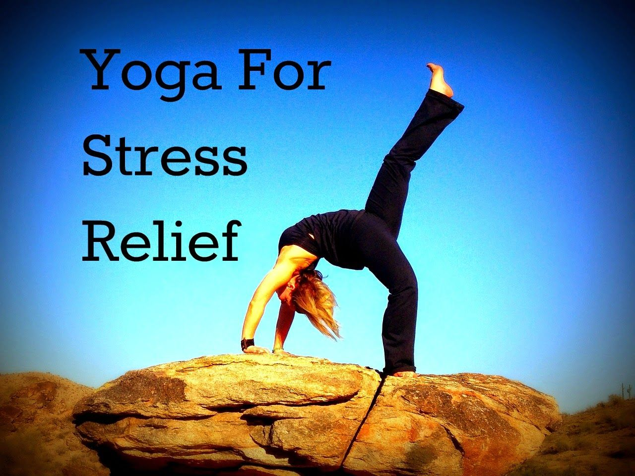 #Yoga For #StressRelief and #StressManagement  #NaturalHealth #HealthyLiving #SelfCare #YogaLifestyle
