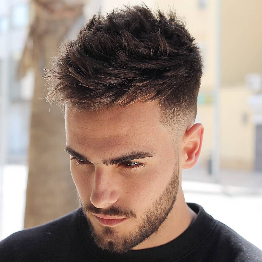 18 Funky Cool Hairstyles Best 25 Short Hairstyle For Men And Boys Haircuts Inside Ucwords H Mens Hairstyles Thick Hair Men Haircut Styles Thick Hair Styles