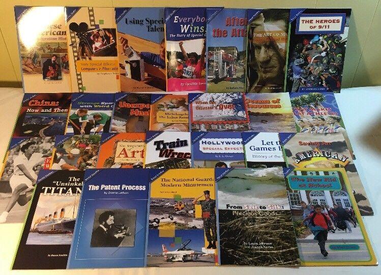 Scott Foresman SOCIAL STUDIES Leveled Readers Grade 5 Lot Of