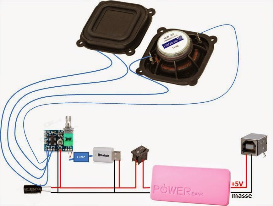 Wondrous Bluetooth Speaker Wiring Diagram Wiring Diagram Wiring Digital Resources Jebrpcompassionincorg