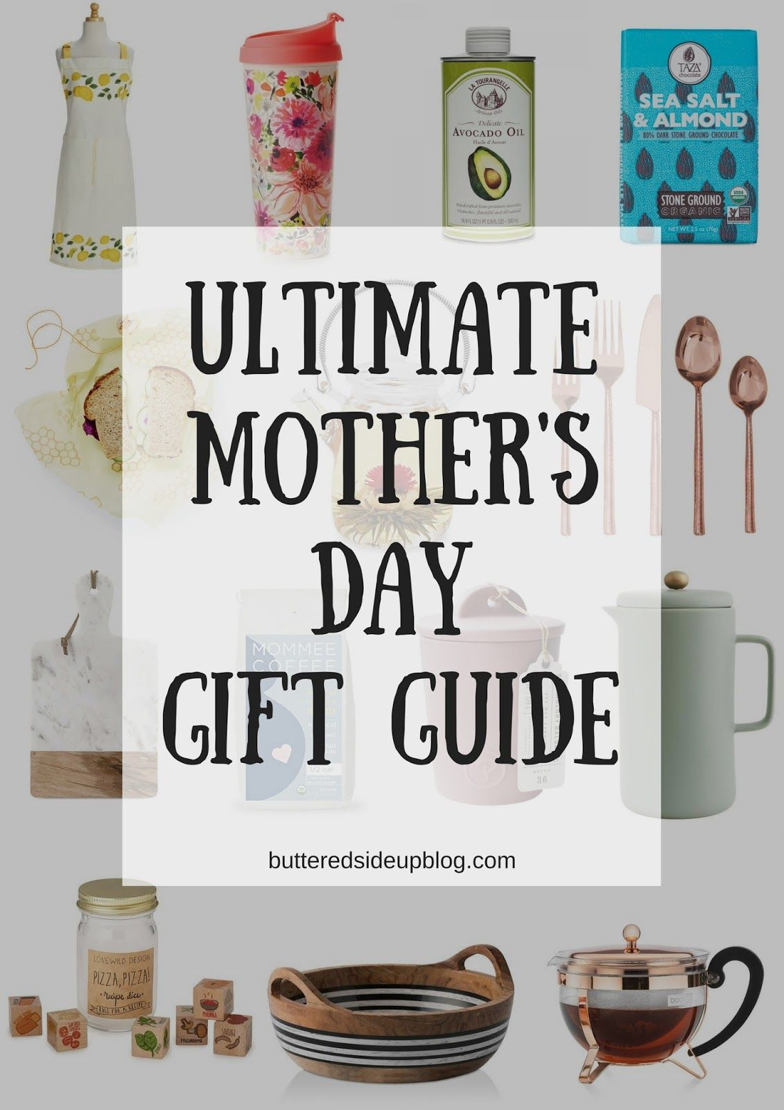 Ultimate Mother's Day Gift Guide - gift ideas for Mother's Day
