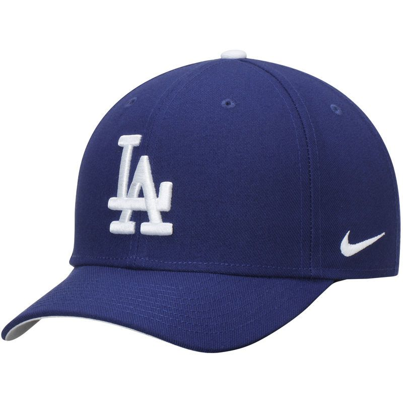 4c807694 Los Angeles Dodgers Nike Classic Adjustable Performance Hat - Royal ...