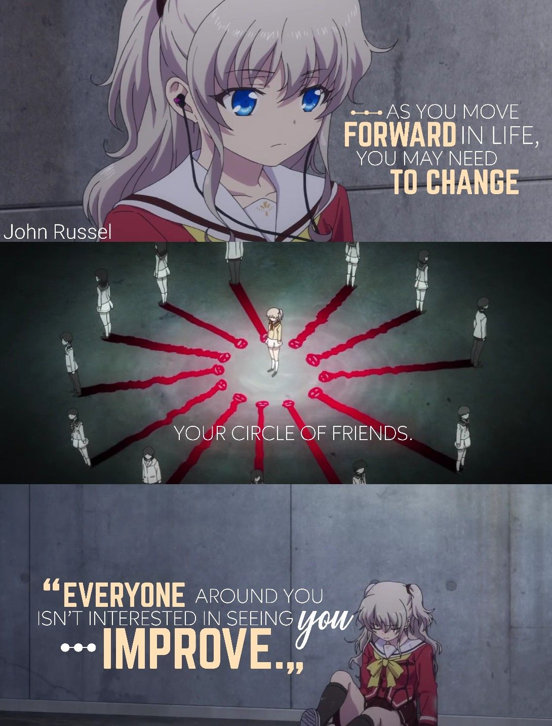 Pin on Anime Quotes 10