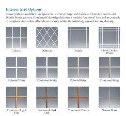 Home Improvement Replacement Windows Mullions Glazing And More Window Grids Home Improvement Casement Windows