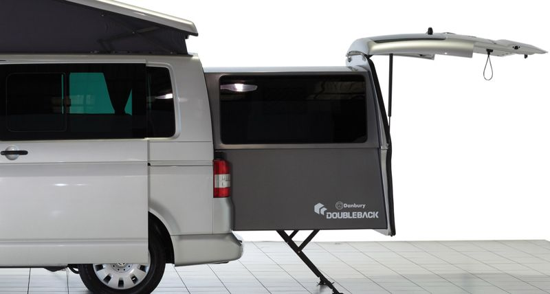 The Coolest Camping Van You Can't Buy In The USA