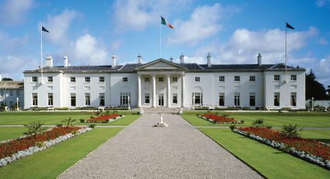 Ireland - Viceregal Lodge (Áras an Uachtaráin), Dublin (With ...