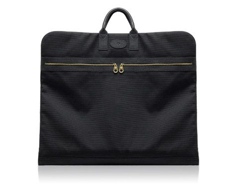 a7e98553dcc Mulberry - Henry Suit Carrier in Black Textured Nylon | Mulberry ...