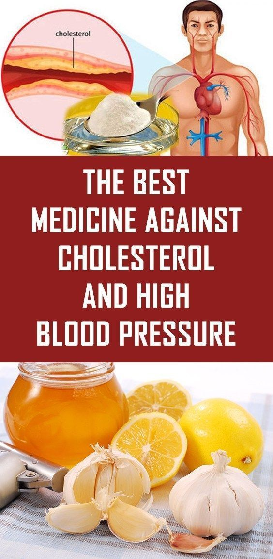 Best Medicine against Cholesterol and High Blood Pressure The Best Medicine against Cholesterol and High Blood Pressure - The Health BibleThe Best Medicine against Cholesterol and High Blood Pressure - The Health Bible