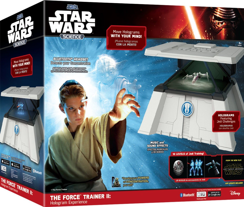 Mind Control Star Wars Jedi Force Trainer 2 *Star Wars Science: The Force Trainer II: Hologram Experience - $109.99* http://glowingwithme.com/mind-control-star-wars-jedi-force-trainer-2 #Star #Wars #Science #Jedi #Force #Trainer #Hologram #Experience