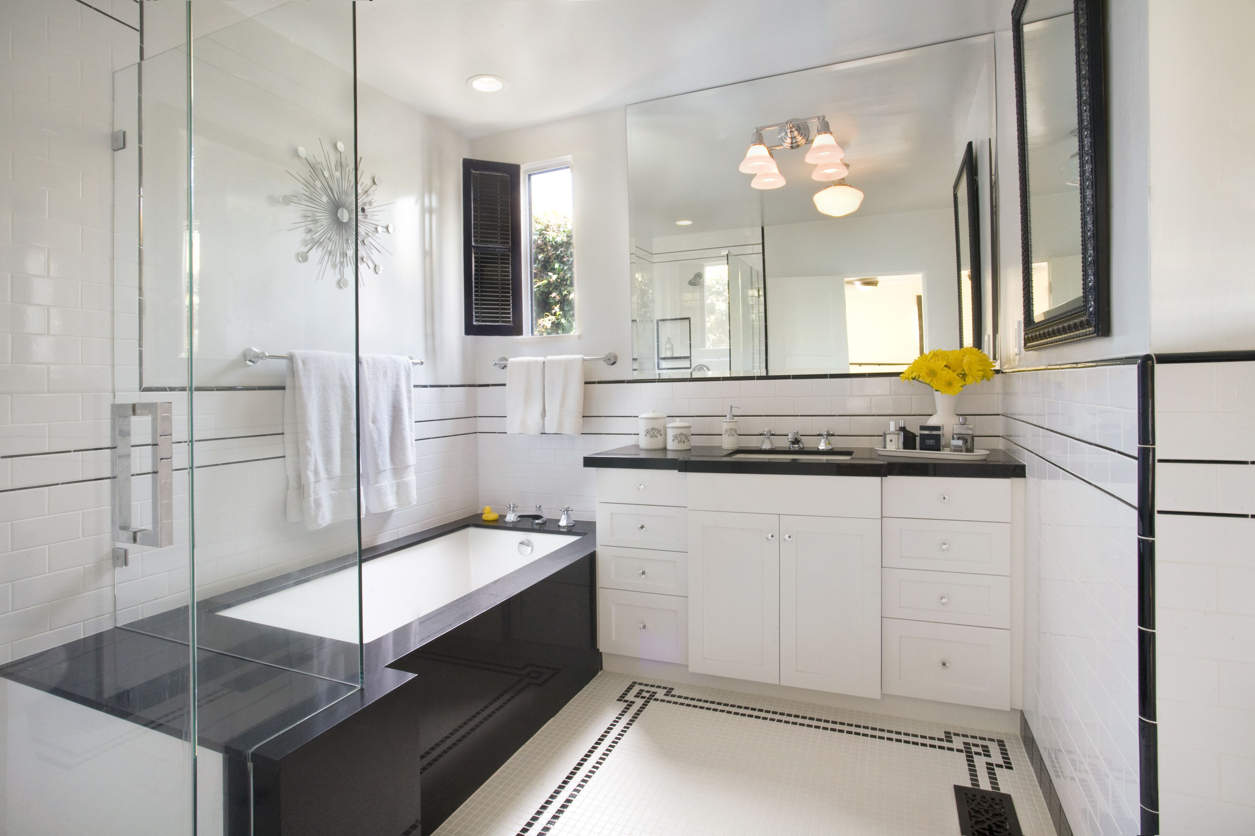 1930s Bathroom Remodel Before and After! | Kitchen project ...