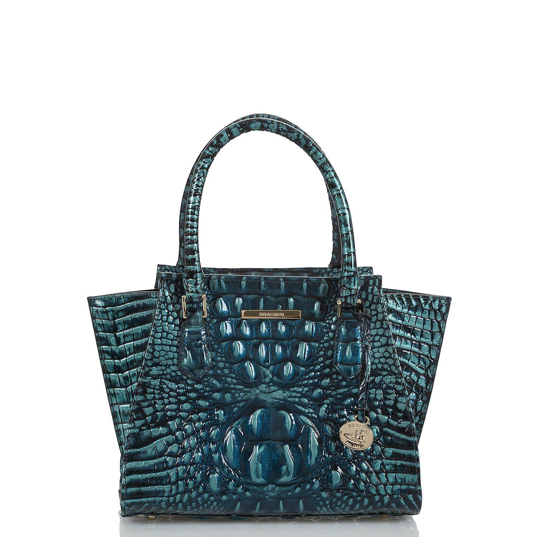 db9ddd879b7f We re naming the Mini Priscilla Satchel the it-bag of the season ...