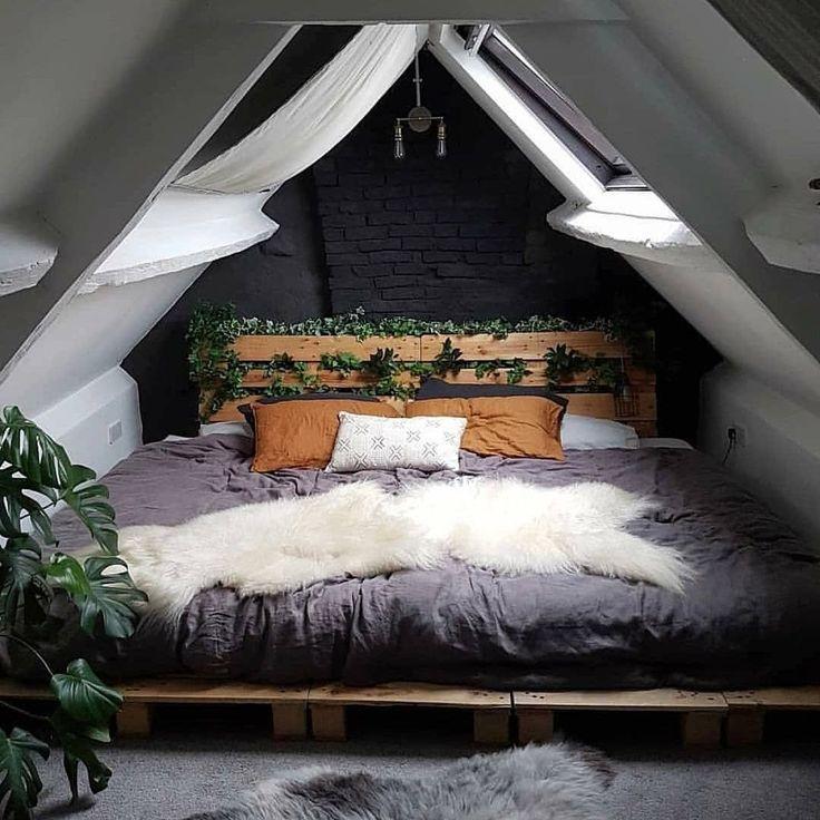 Wunderbare Diy Dachboden Bohmischen Schlafzimmer Dekor Ideen Diy