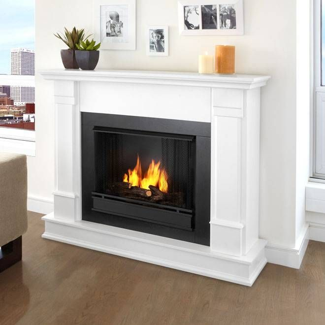 4 Reasons To Choose A Ventless Fireplace For Your Home White