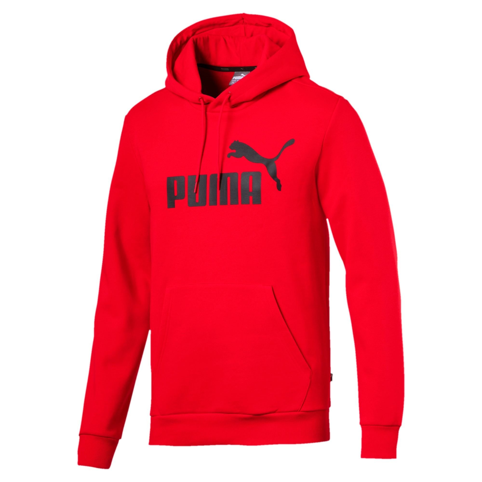 Essentials Fleece Men's Hoodie in 2020 | Hoodies, Puma mens ...