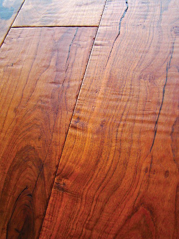Lovely Chelsea Plank Flooring Michigan | Hardwood Floors Magazine   Resource Book    Hickory/Pecan