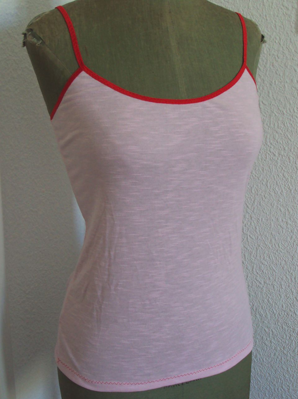Free Downloadable PDF Pattern: Vest / Camisole / Singlet from 'So, Zo... What do you know?'