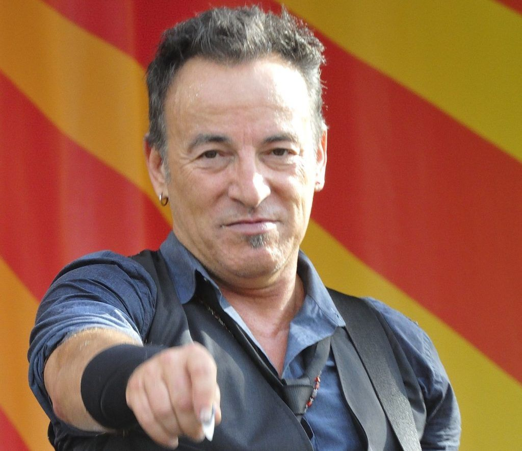 She's the one. Bruce springsteen, Bruce springsteen the