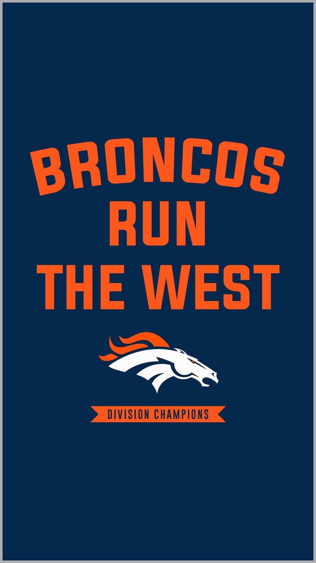 New Broncos Iphone Wallpaper Di 2020