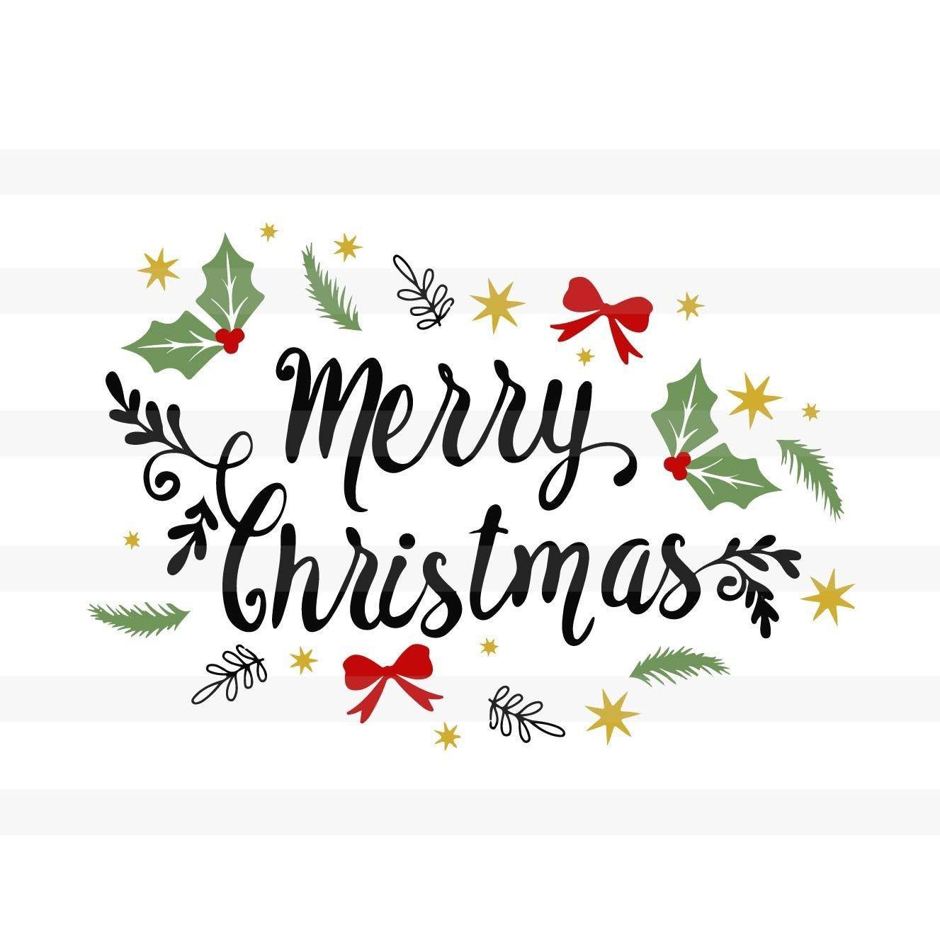 merry christmas svg, christmas sign svg, rustic christmas ...