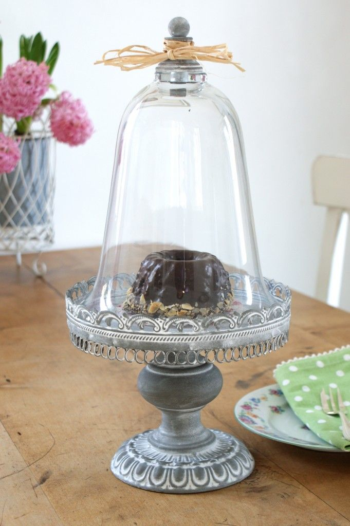 Glass Shade With Stand Cloches Cloche En Verre Bocaux Et Verre