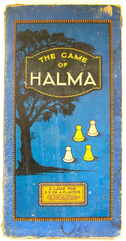 Vintage Game Board - jeu de dames #c\'est beau #jeu Www.jeuxdujardin ...