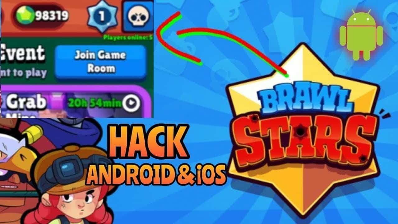 Brawl Stars Mod Apk Hack Android Download Free Gem Online Free Gems Brawl