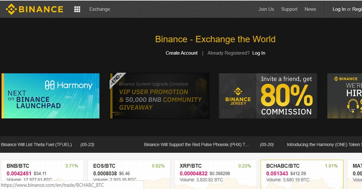 Binance Review The Worlds 1 Crypto Exchange