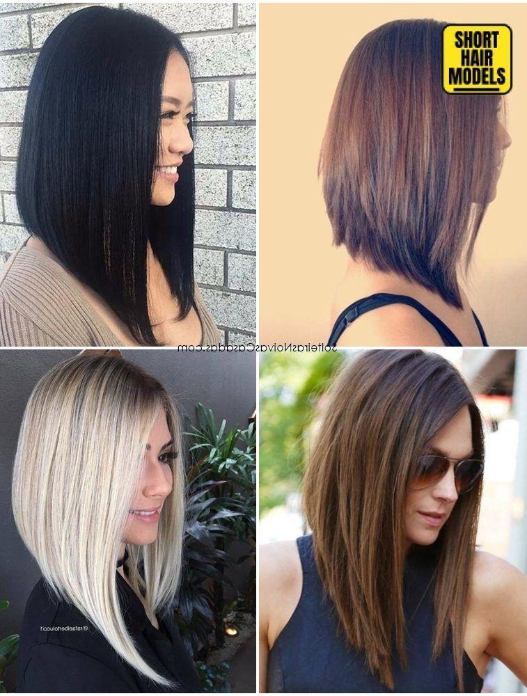 17++ Long bob haircut with layers inspirations