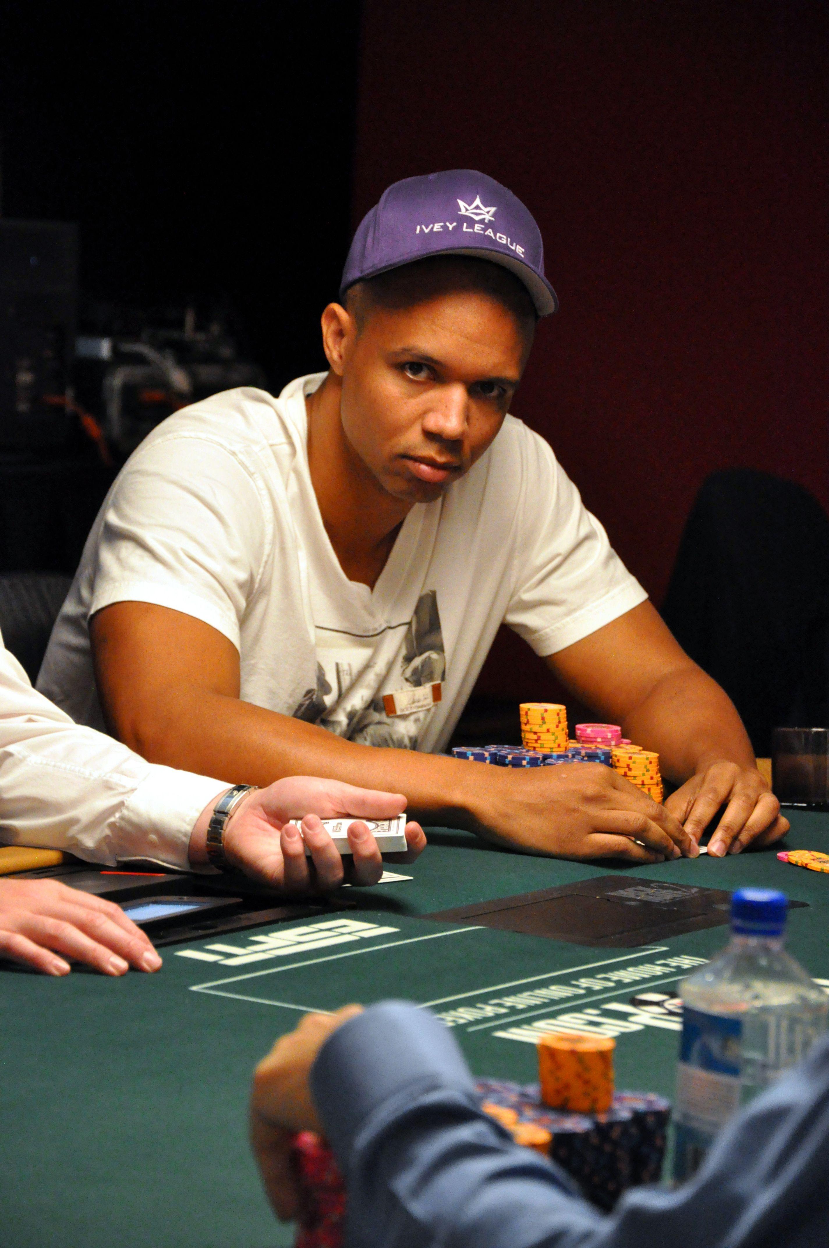 Phil Ivey WSOP Winamax Poker World series of poker