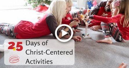 25 CHRISTMAS ACTIVITIES Family Advent Calendar Style Ideas! (DiY Xmas Ideas)