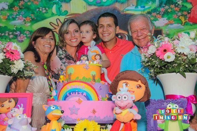 Aniversário da Maria Luiza 09-11-2014 Fotos Doce Imagem - um jeito de ser feliz - (11) 2092-9823