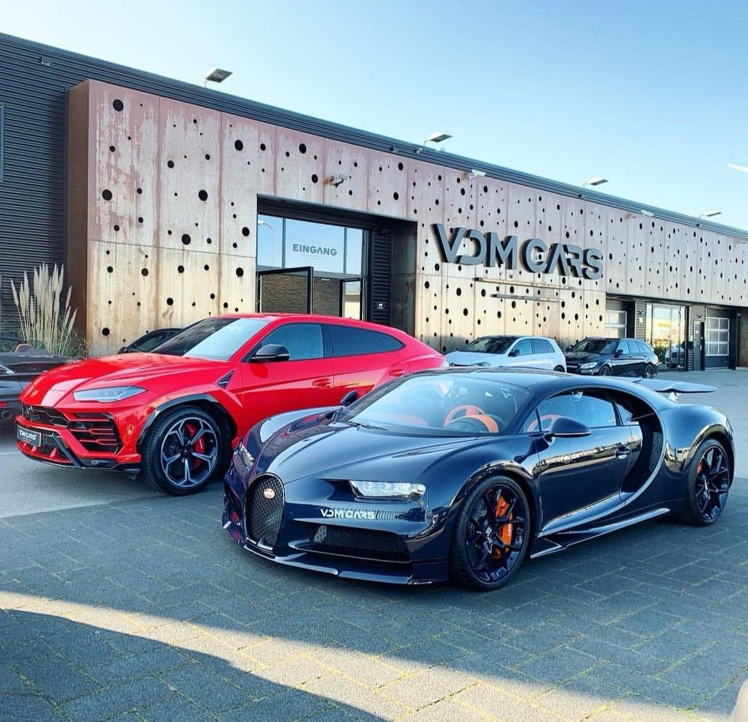 Awesome couple at VDM Cars