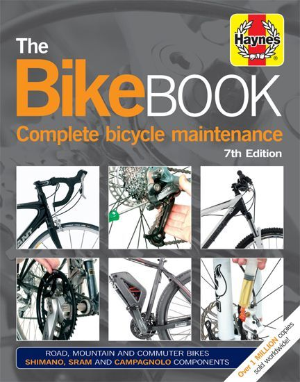 haynes bike book 7th edition complete bicycle maintenance rh pinterest co uk Haynes Manuals for 2003 Jeep haynes mountain biking skills manual