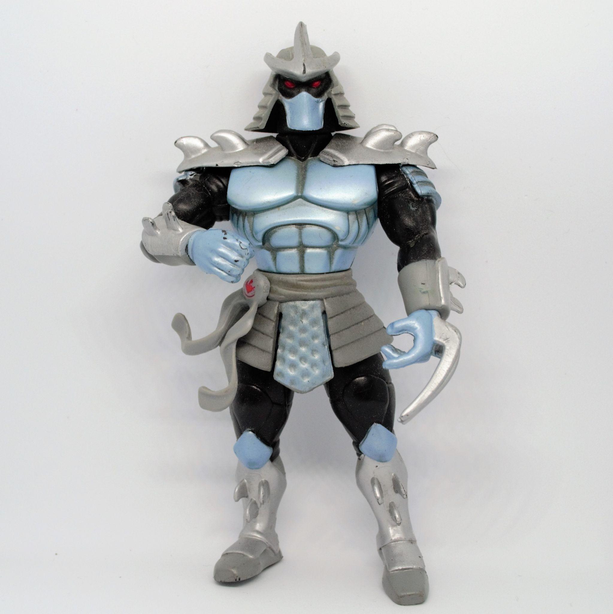 Teenage mutant ninja turtles TMNT 2002 Shredder figure ...
