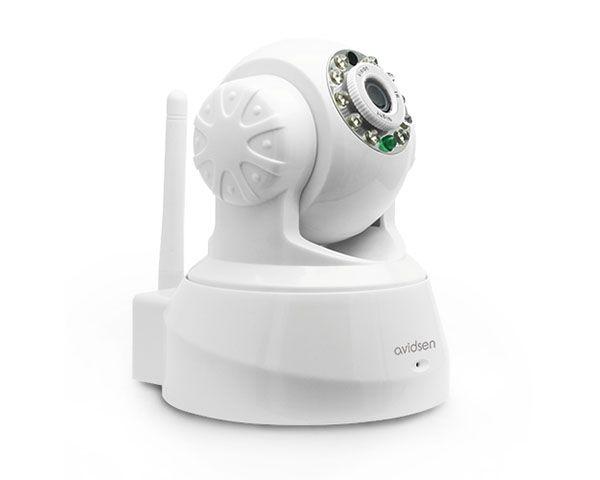 Caméra IP WiFi 720p - Motorisée Avidsen store