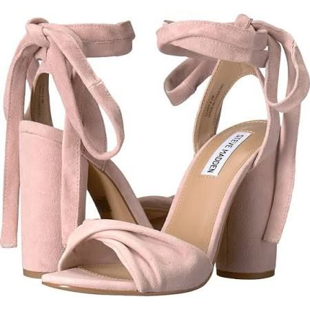 80b7fcc05ca Steve Madden Clary Women s Shoes Pink Suede   6 M