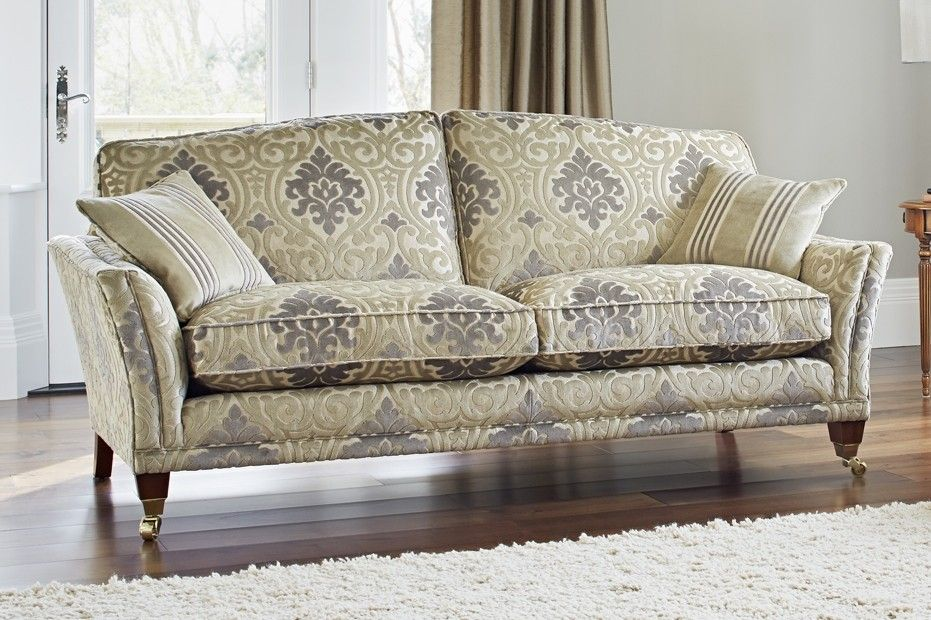 Parker Knoll Harrow Large Sofa In Balmoral Stone Furniture Furniture Design Parker Knoll