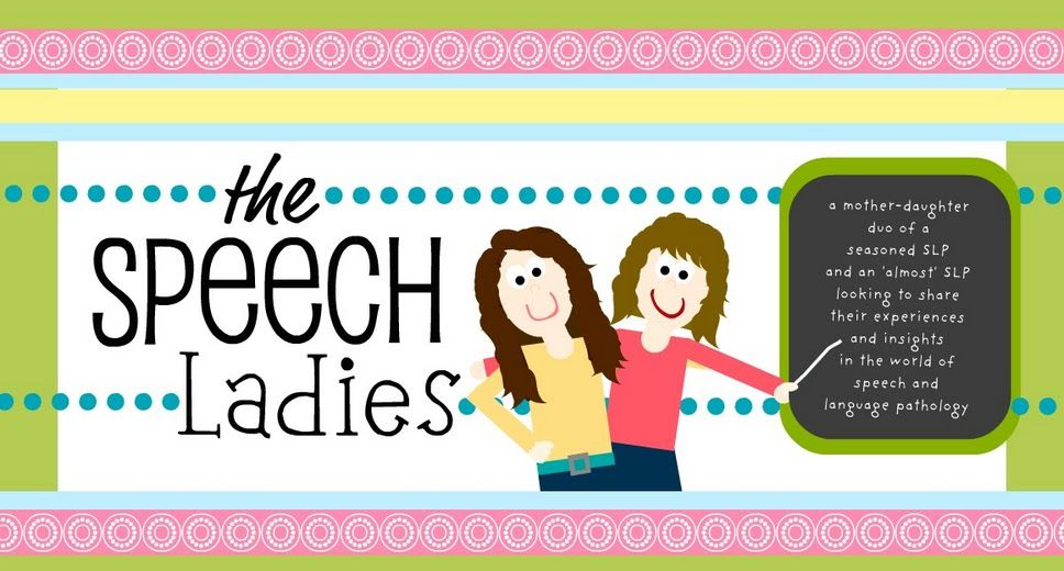 blog with speech therapy ideas and activities galore