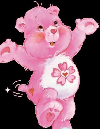 Sweet Sakura Bear Care Bears Vintage Care Bears Cousins Bear