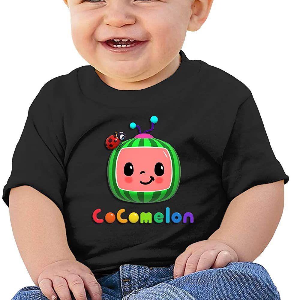 Kangtians Baby Short Sleeve Shirt