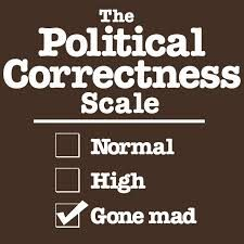 Image result for its political correctness gone mad